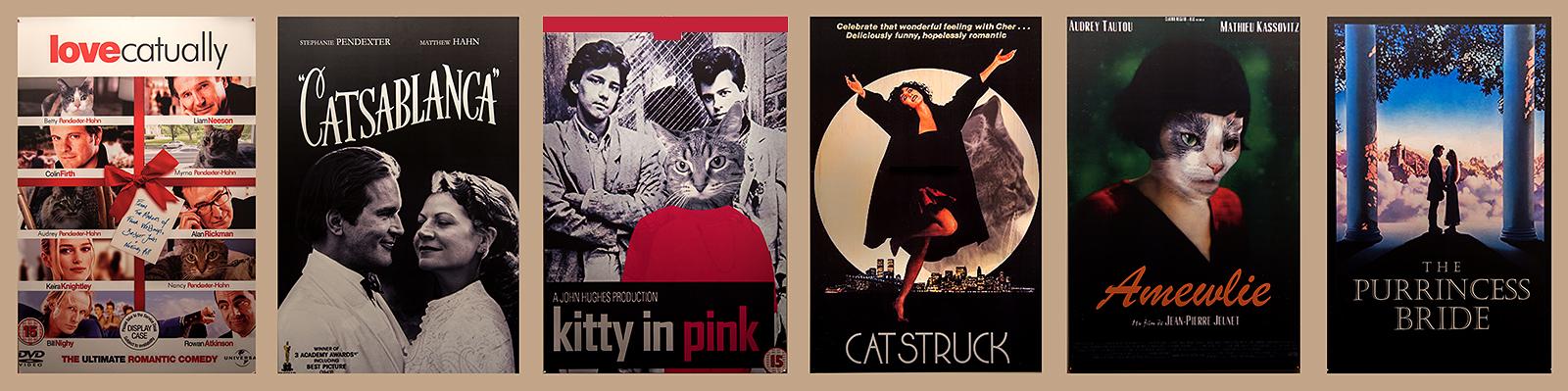 Feline Movie Posters