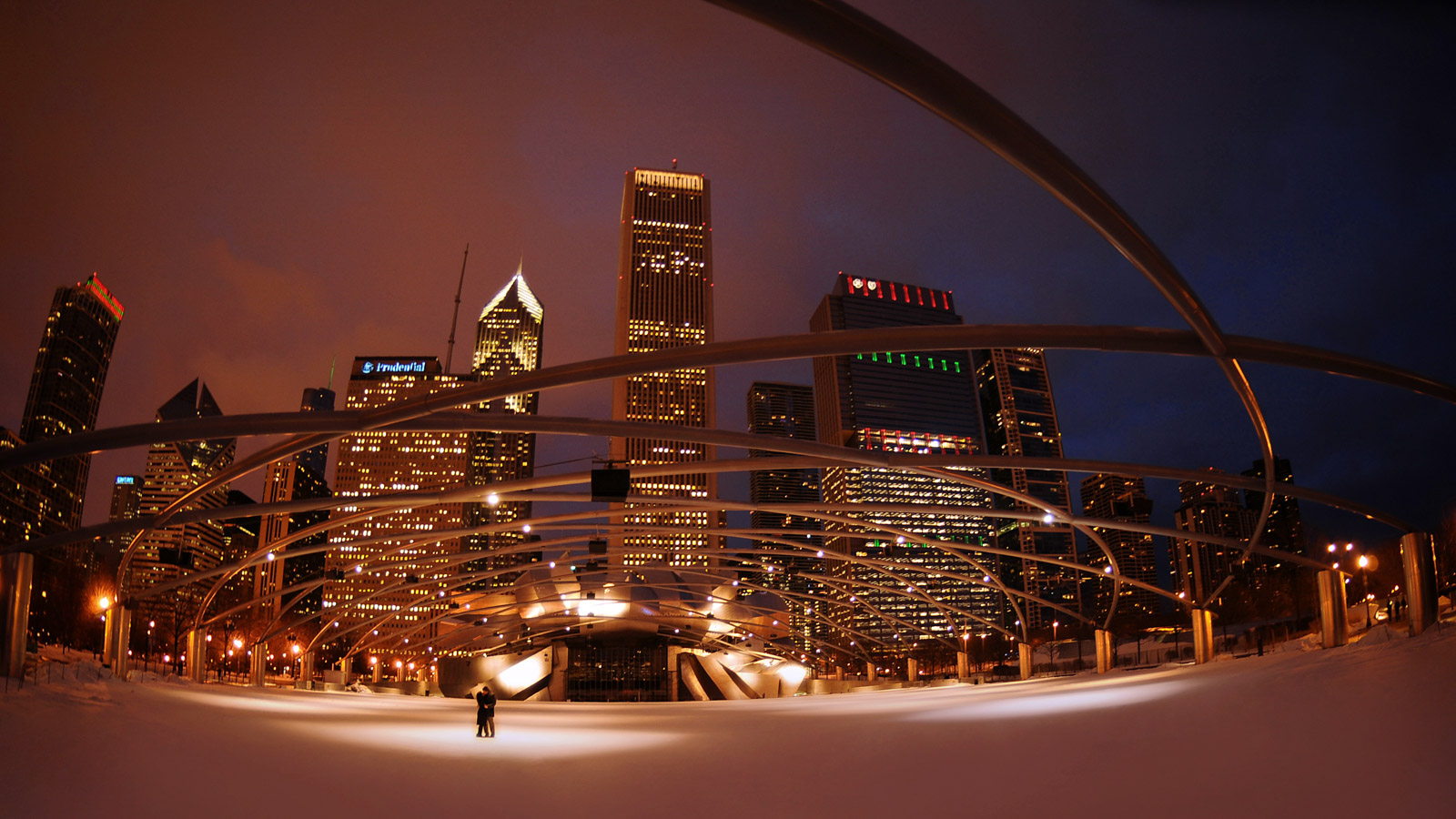 Millennium Park Chicago Photo Permit Required