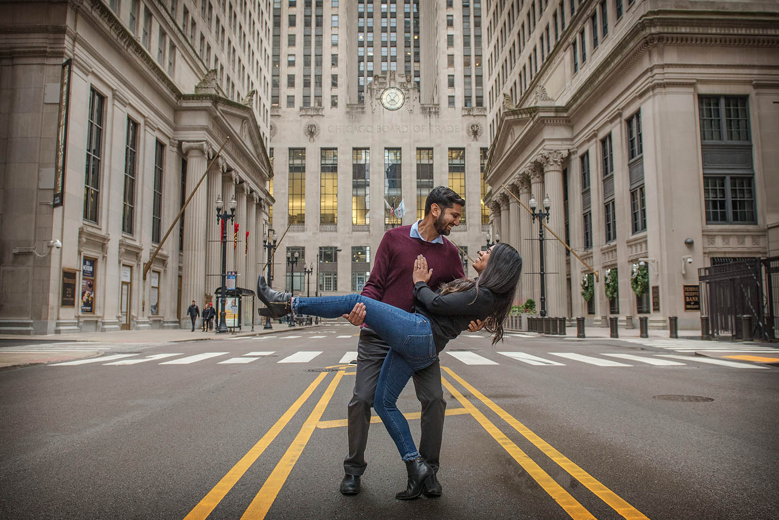 Chicago Proposal Photographer