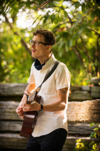 Chicago Proposal Guitarist Eric Taylor transforms proposals with personalized performances
